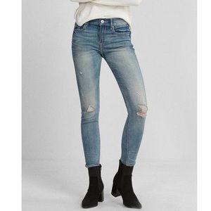 Express | Distressed legging Jeans